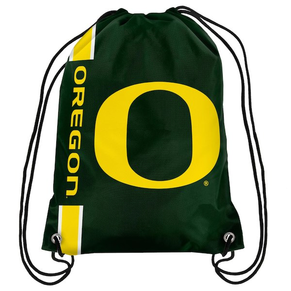 Oregon Ducks Drawstring Backpack