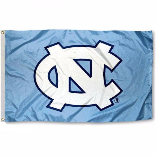 UNC Chapel Hill Tar Heels Flag