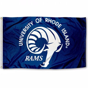 University of Rhode Island Rams Flag