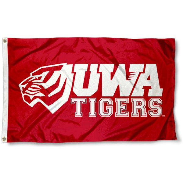 The University of West Alabama Flag