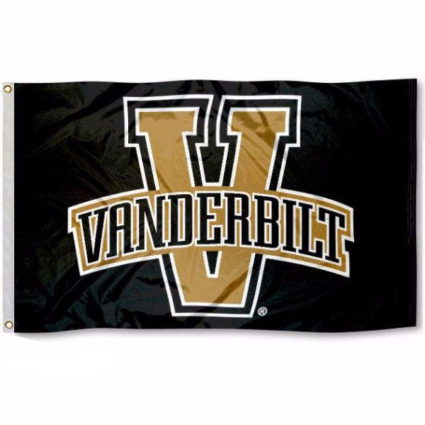 Vanderbilt Commodores Flag