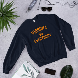 Virginia vs Everybody