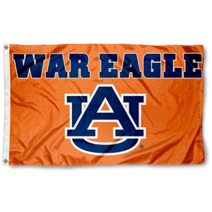 Auburn University War Eagle Flag