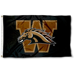 western michigan flag