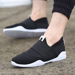 Cbjsho | Men Canvas Casual Sport Patchwork Lightweight Shoes