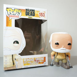 Funko Pop The Walking Dead Pvc Action Figure Hershel Greene Collectible Model Toys Great Quality Christmas Gift