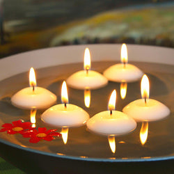 100Pcs Romantic Wedding Decoracion Fiestas Floating Candle For Birthday Wedding Party Home Decor