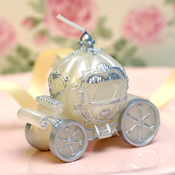3D Wedding Decoration Silicone Stroller Candle Shaped Pumpkin Car Candles Pram Soap Mold Silicon Candle Mould