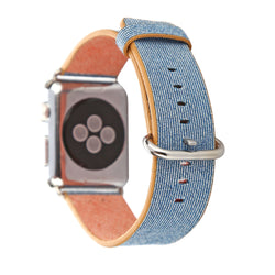 Dalan New Nylon Strap For Apple Watch Band Loop 42Mm 38Mm With Metal Adapter