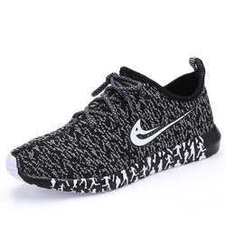 Men Casual Air Mesh Lightweight Trainers