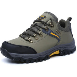 Men Outdoor Climbing Sneakers With Thick Bottom