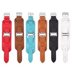 Dalan Dalan Series 2 1 Newest Hot Selling Genuine Leather Loop For Apple Watch Band 42Mm 38Mm Strap Link Bracelet