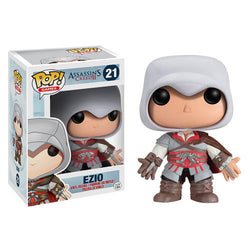 Funko Pop Games Assassins Creed Ezio Action Figure Model With Gift Box