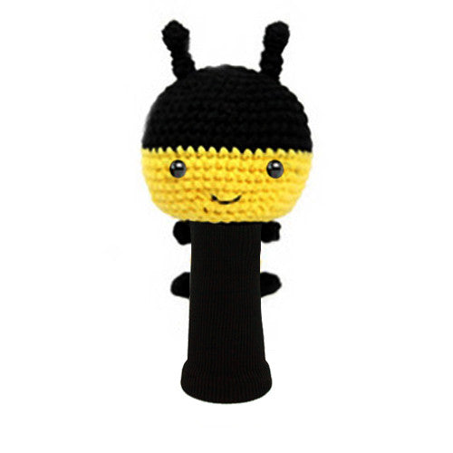 Bee Golf Driver Head Cover
