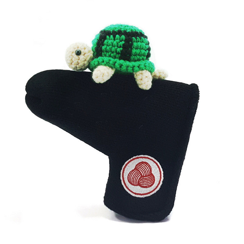 Turtle Golf Putter Cover