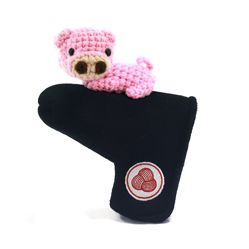 Pig Golf Putter Cover