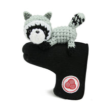Raccoon Golf Putter Cover