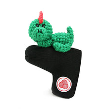 Dinosaur Golf Putter Cover
