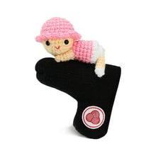 Girl Golf Putter Cover
