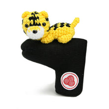 Tiger Golf Putter Cover