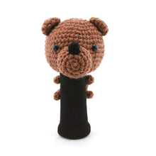 Brown Bear Golf Driver Head Cover