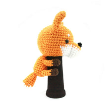 Fox Golf Driver Head Cover