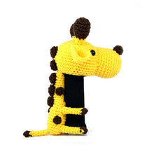 Giraffe Golf Driver Head Cover