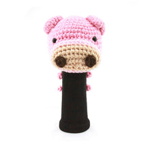 Pig Golf Driver Head Cover