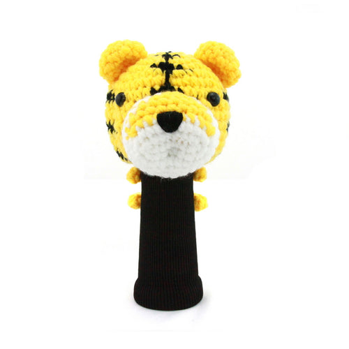 Tiger Golf Driver Head Cover