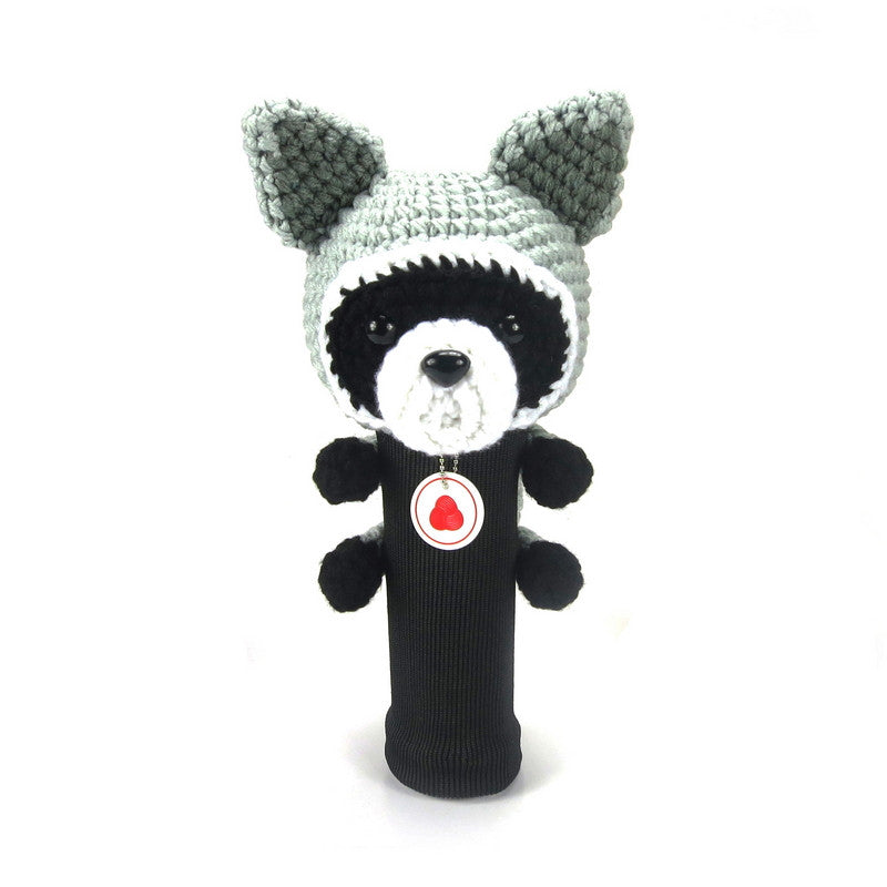 Raccoon Golf Driver Head Cover