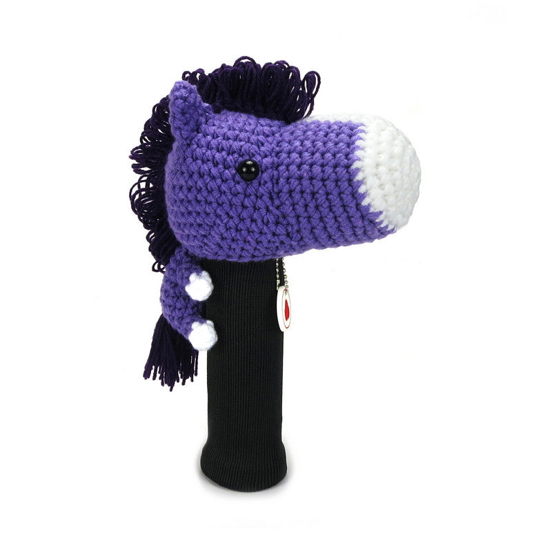 Horse  Golf Driver Head Cover