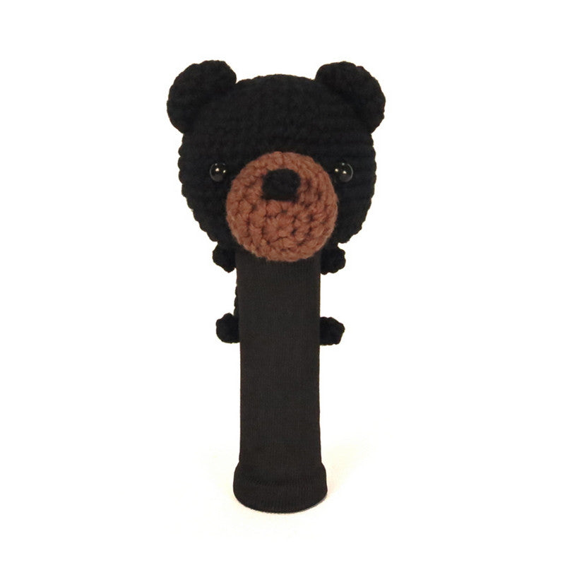Black Bear Golf Driver Head Cover