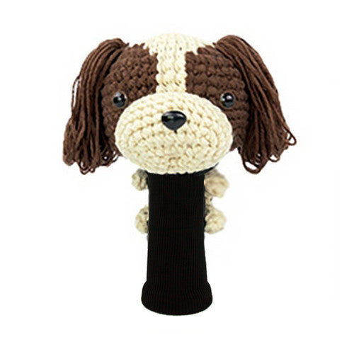Cavalier King Charles Spaniel Golf Driver Head Cover