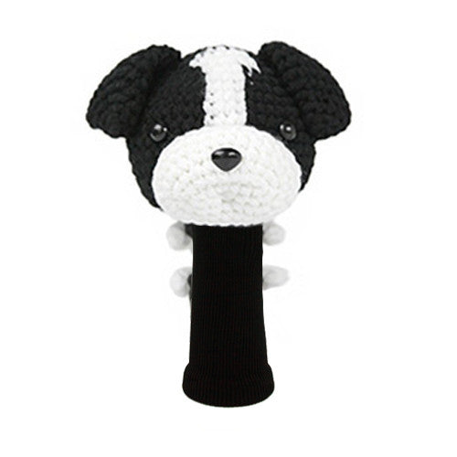 Jack Russell Terrier Golf Driver Head Cover