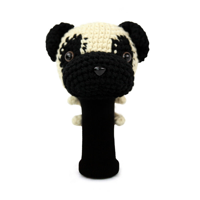Pug Golf Driver Head Cover