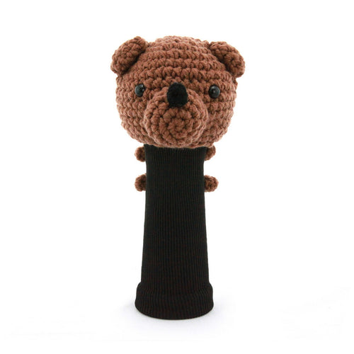 Bear Golf Fairway Wood Cover