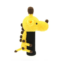 Giraffe Golf Fairway Wood Cover
