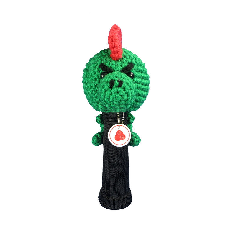 Dinosaur Golf Fairway Wood Cover