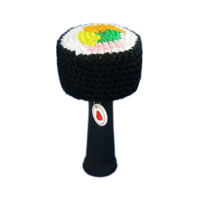 Seafood Roll Golf Fairway Wood Cover