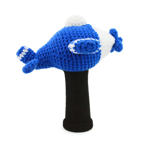 Airplane Golf Driver Head Cover