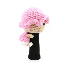 Girl Golf Driver Head Cover