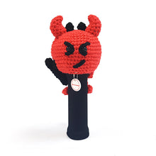 Devil Golf Driver Head Cover