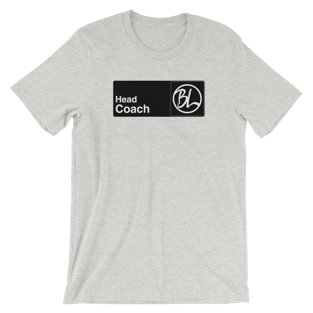 Head Coach Tee - Baseball Legend Apparel