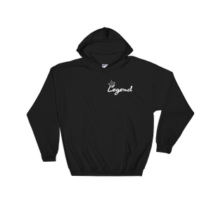 Crown Hoodie - Baseball Legend Apparel
