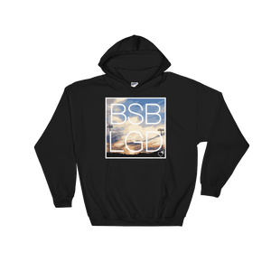 BSB LGD Special Edition Hoodie - Baseball Legend Apparel