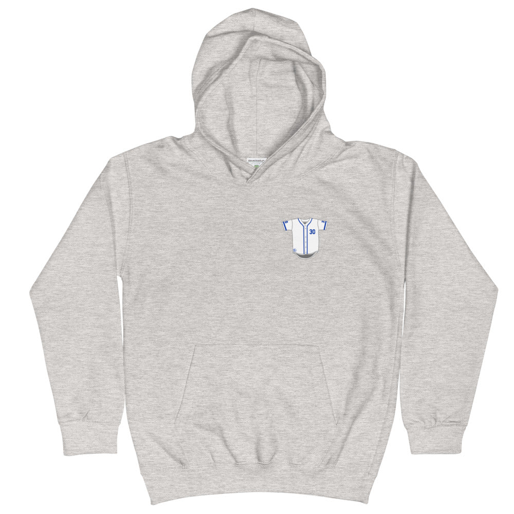 Benny Kids Hoodie - Baseball Legend Apparel