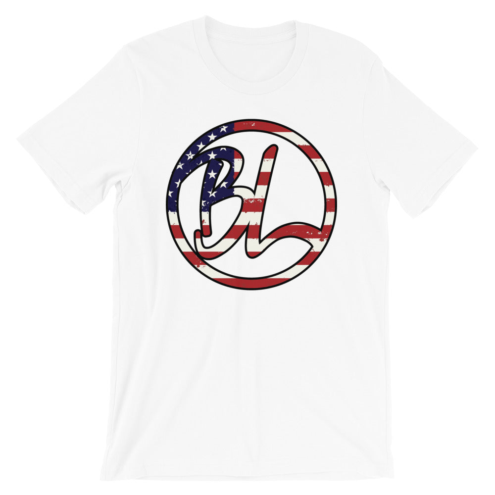 USA Brand Tee - Baseball Legend Apparel