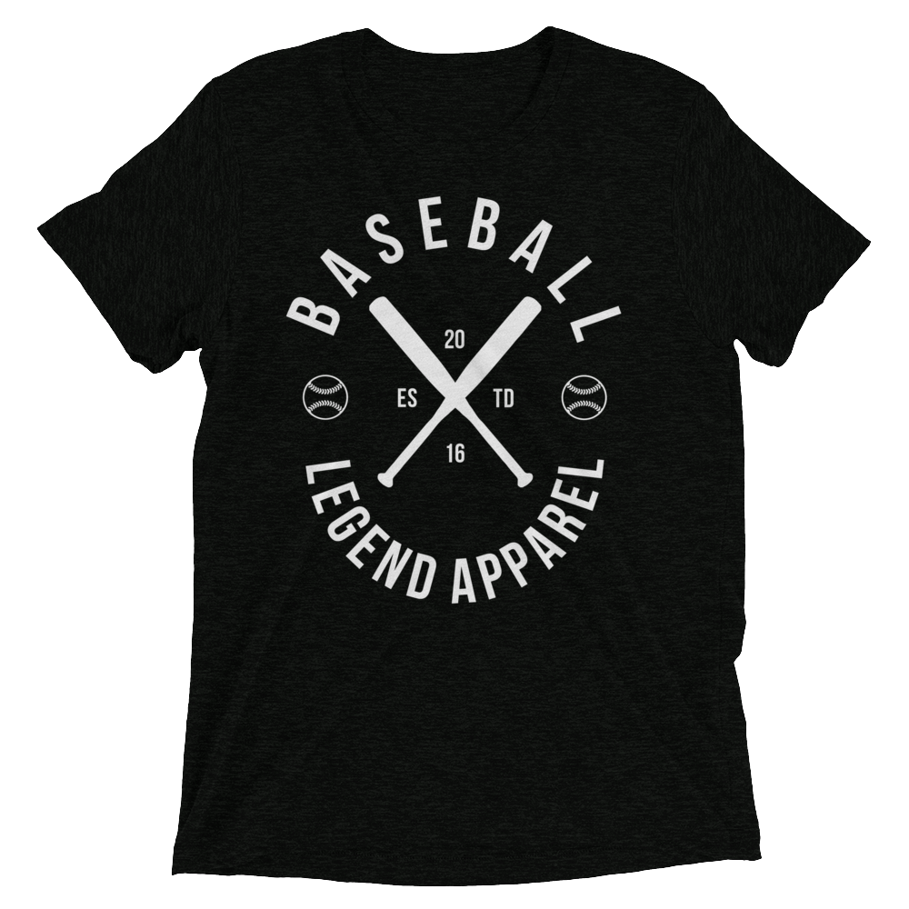 Baseball Legend Apparel Tee - Baseball Legend Apparel