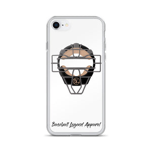 Behind The Dish iPhone Case - Baseball Legend Apparel