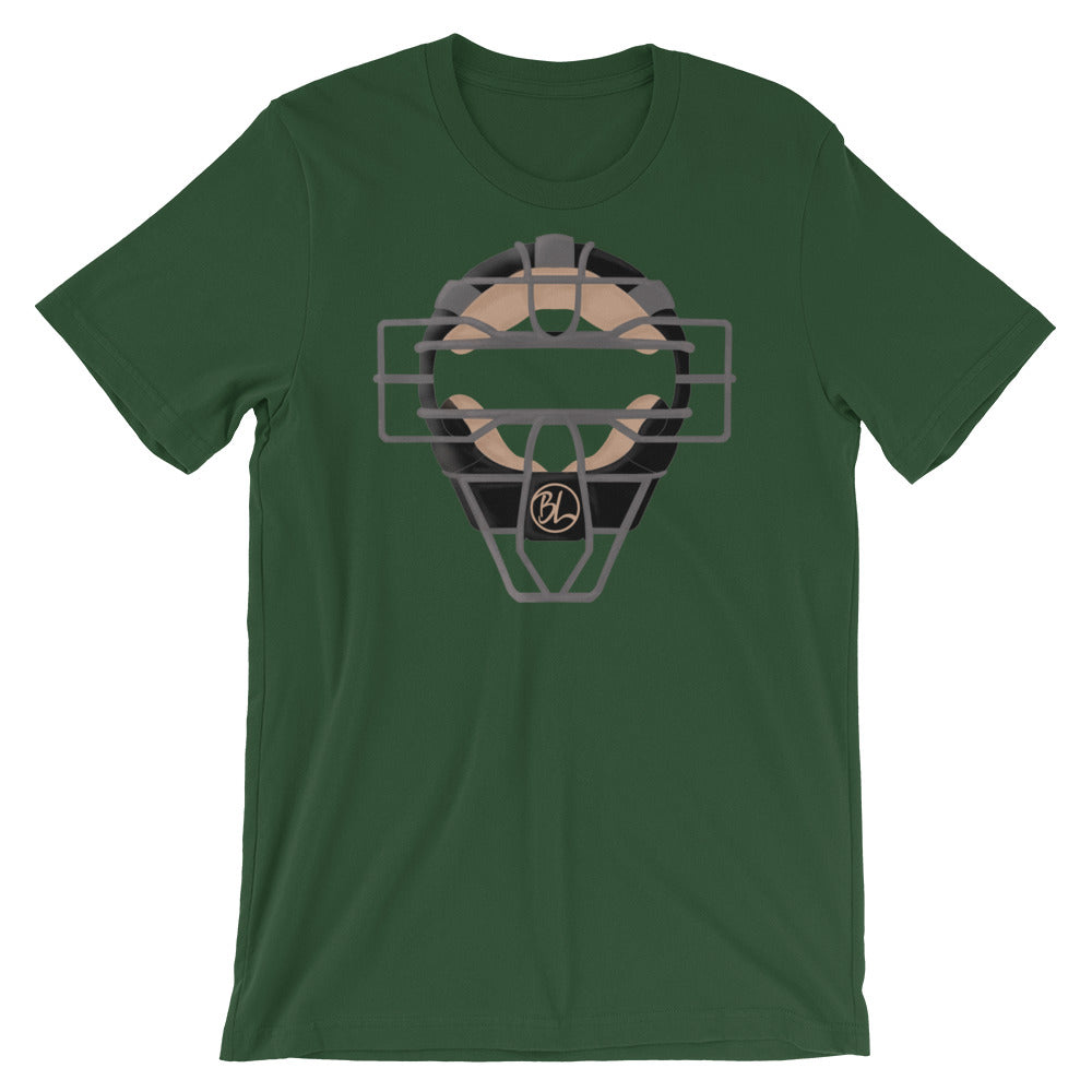 Behind The Dish Tee - Baseball Legend Apparel